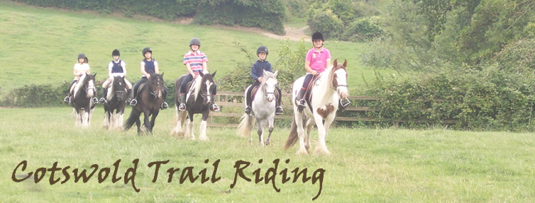 Cotswold Trail Riding